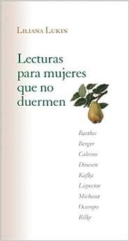 Lecturas Para Mujeres Que No Duermen (Antologias)