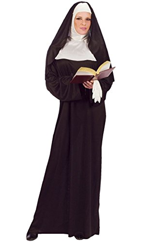 Costume Superior Child Mother (Mother Superior Nun Adult Halloween)