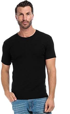 Mark-On T-Shirt For Men - Xl, Black