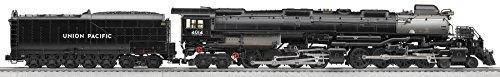 UNION PACIFIC VISION LEGACY SCALE 4-8-8-4 BIG BOY #4014 (Pacific Union Steam Train)