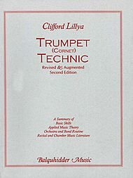 Carl Fischer Trumpet Technic Book -