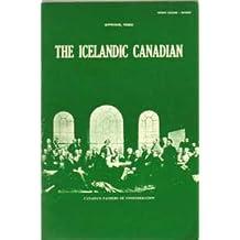 The Icelandic Canadian Magazine, Spring, 1980