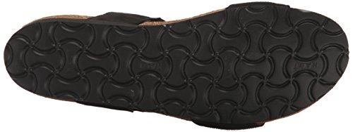 Velvet Rivets Bianca Naot Nubuck Microfiber Women's Black Footwear Black Silver q8fvqRx