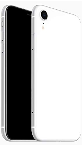 4Pillars Fake Dummy Display Compatible with Apple iPhone - Non-Working Phone XR XS MAX 1:1 Scale (XR White)