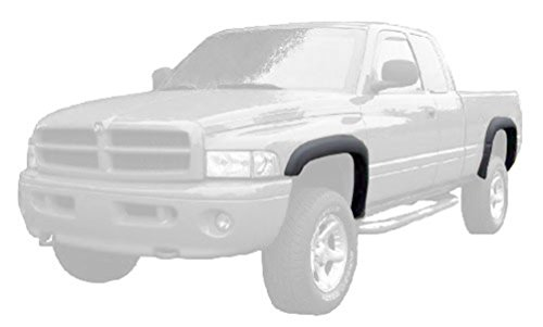Monkey Autosports Dodge Ram Factory/OE Style Fender Flares. Set of 4 ()