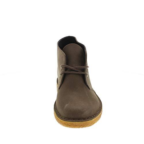 Hombre Clarks Chukka Boot Botines Olive Desert 26128682 para ZwFqwngX