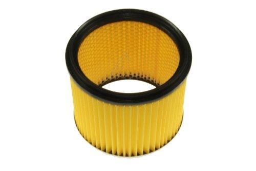 cartouche filtrante pour aspirateur ntp20, nts20, ntp30, nts30, industrial30, 35, 50 AQUAVAC
