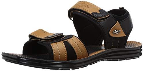 Lancer Men's Sa-871blk-tan Sneakers