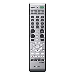 Sony RM-VL600 8-Device Universal Learning Remote (Discontinued by Manufacturer)