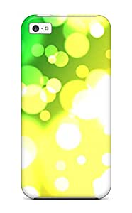 Snap-on Rasta Lights Case Cover Skin Compatible With Iphone 5c