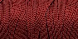 Iris Bulk Buy Nylon Crochet Thread Size 2 275 Yards Burgundy 2-410 (6-Pack)