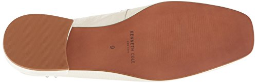 Kenneth Cole New York Vrouwen Bowan 2 Slip-on Loafer Wit