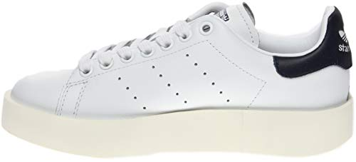 Adidas Us 5 Blanc 7 Bold Femmes Smith Baskets Stan fqOFfP