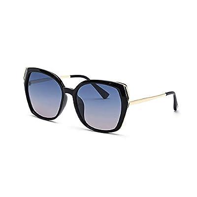 FeliciaJuan HD Lens Sunglasses for Mens Womens Mirrored Sun Glasses Shades with Uv400