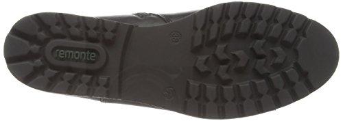 Dorndorf/Remonte Womens L. Zipper Boots Black Black iWKBK3