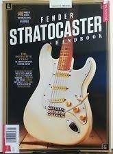 Guitarist Presents Fender Stratocaster Handbook