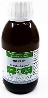Houblon Bio - Tinte madre orgánico (125 ml): Amazon.es: Salud ...
