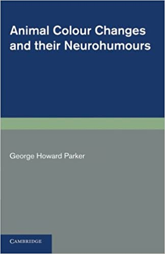 Animal Colour Changes and their Neurohumours: A Survey Of Investigations 1910–1943