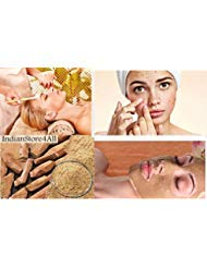 IndianStore4All Pure sandalwood powder face mask 60 GRAMS (Multani Mitti For Dark Spots On Face)