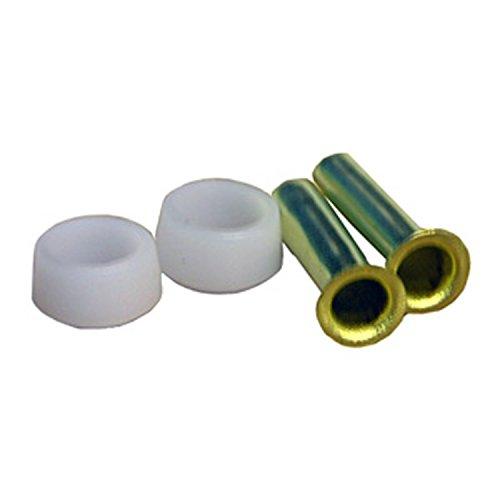 LASCO 17-0911 1/4-Inch Hard Plastic Tube Sleeve and Insert Kit, 4-Piece