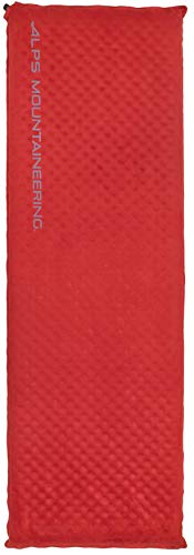 - ALPS Mountaineering Apex Self-Inflating Air Pad, Regular