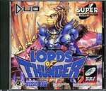 Lords of Thunder (Turbo Duo / TurboGrafx SCD)