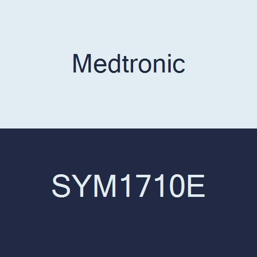 Covidien SYM1710E Symbotex Mesh Patch, Monofilament Polyester with Absorbable Collagen Film and Marking, Elliptical, 17 cm x 10 cm Size