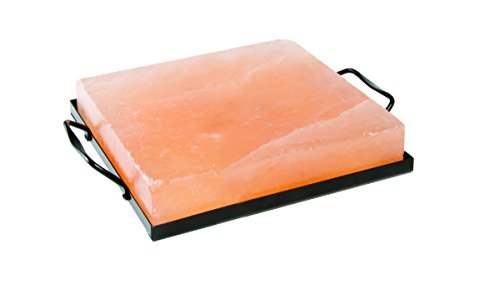 Charcoal Companion Himalayan Salt Plate Holder