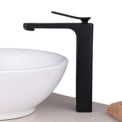 Beelee Bathroom Waterfall Vessel Sink Faucet