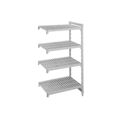 Cambro CSA54367480 Camshelving 24 x 36 x 72 Five Shelf Add-On Unit