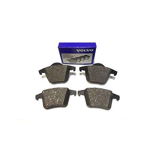 Genuine XC90 (03-14) Front Brake Pads (17inch 328mm Disc):