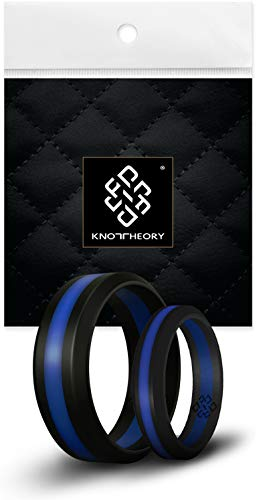 Knot Theory Silicone Wedding