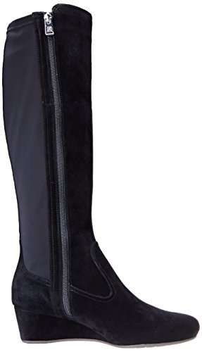 Rockport Total Motion Wedge Tall Boot 45mm Grande Ante Botin Rodilla