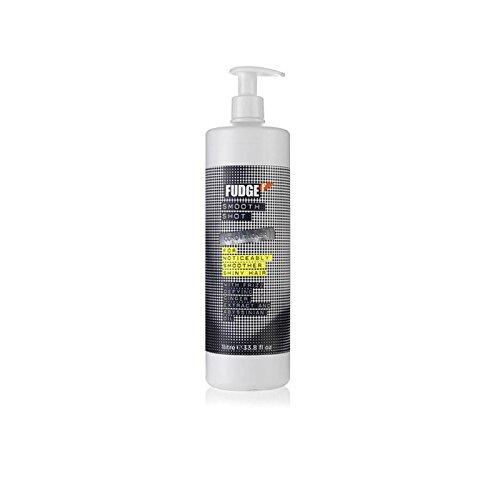 ファッジスムーズなショットシャンプー(千ミリリットル) x4 - Fudge Smooth Shot Shampoo (1000ml) (Pack of 4) [並行輸入品] B0722JXDVJ