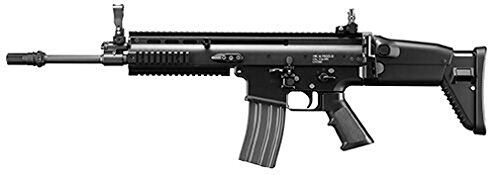 No11 SCAR-L ブラック (18歳以上次世代電動ガン) product image