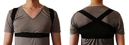 Support Lightweight Corrector Shoulders Stealth product image