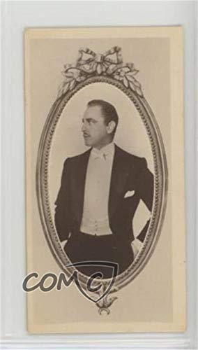 (John Barrymore (Trading Card) 1934 Godfrey Phillips Stars of the Screen - Tobacco [Base] #19)