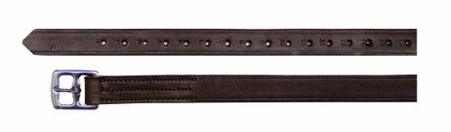 Perri's Premium Stirrup Leathers, Havana, 1-Inch X 60-Inch