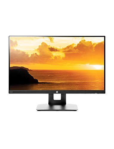 HP VH240a 23.8-inch Full HD 1080p IPS LED Monitor with Built-in Speakers and VESA ...