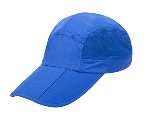 (Home Prefer Mens Race Hat Running Cap Light Weight Quick Dry Sport Cap for Men)
