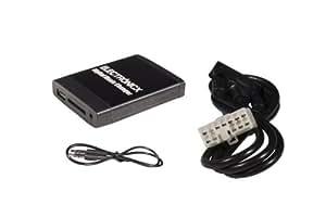Adaptador de radio para auto USB SD AUX MP3 para Toyota y Lexus- Corolla, Highlander big plug