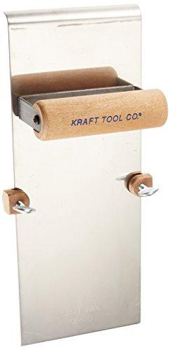 kraft-tool-cf609-stainless-steel-edger-with-adjustable-groover-3-8-inch-radius