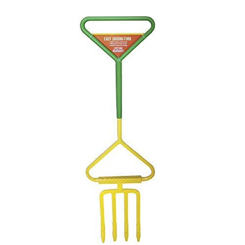 - Perfect Garden Tool Easy Digging Fork