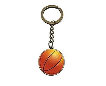 Llavero de baloncesto con diseño de jugador de baloncesto ...