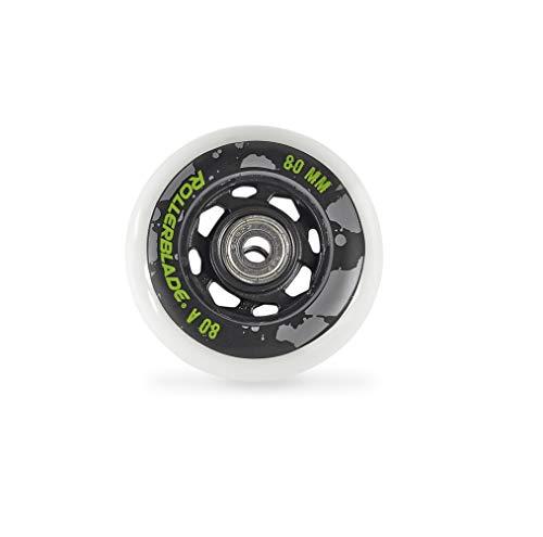 Rollerblade Wheelkit Urban 80mm 80A, SG7 Bearings ()