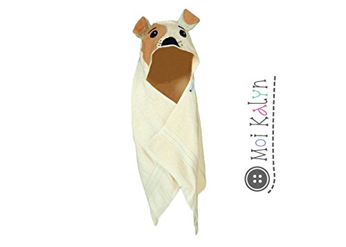 Puppy Hooded Baby Towel