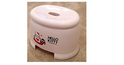 Hello Kitty Step Stool Plastic anti-slip