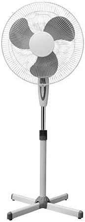 HJM FS-40 Blanco - Ventilador (Blanco, Piso, 45 W, 40 cm): Amazon ...