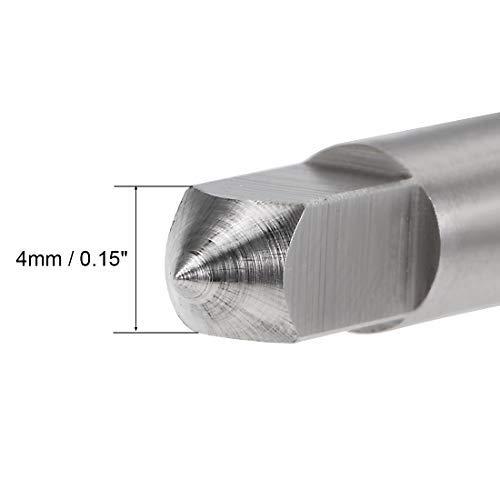 Machine Tap 12-24UNC Thread Step 2A Class 3 Flutes High Speed Steel 2 Pieces