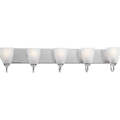 (Progress Lighting P2713-15 Five-Light Bath)